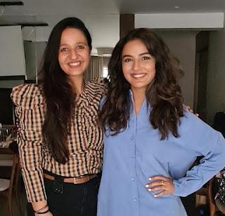 'Bigg Boss' 14 Season contestant Jasmin Bhasin all in awe of stylist Simrat Bohra | #NayaSaberaNetwork