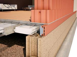 Les archives de la terre cuite ponts thermiques traiter for Construction sans vide sanitaire