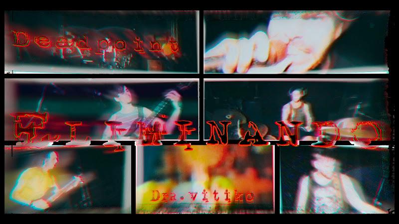 Deadpoint - ¨Eliminando¨ - Videoclip - Director: Víctor Vinuesa (Vitiko). Portal Del Vídeo Clip Cubano. Música cubana. Rock. Metal. CUBA.