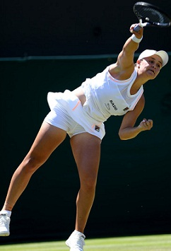 Ashleigh Barty will fight against Elina Svitolina in the WTA Finals 2019