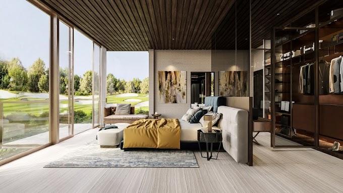 Dòng Biệt Thự Nằm Trong Lòng Sân Golf Độc Đáo do Greg Norman thiết kế