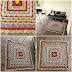 Crochet Area Rug (Virus Shawl Pattern) | Blankets