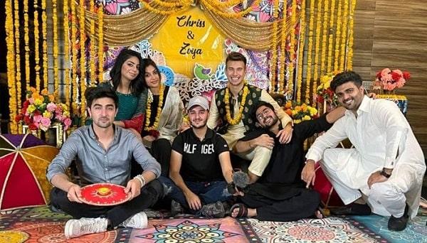 Zoya Nasir and Christian Betzmann Wedding, New Muslim German Youtuber Wedding Celebration Has Begun