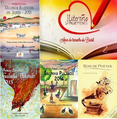 8 dos meus poemas em 7 antologias