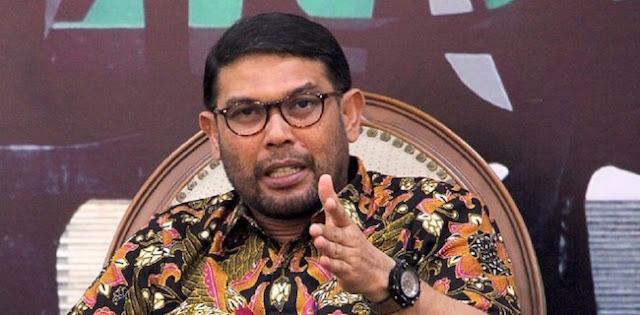 """Nasir Djamil: Kenapa Indonesia Mau Jadi """"Kelinci Percobaan"""" Vaksin China?"""
