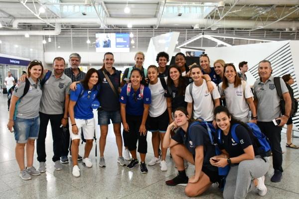 ΕΟΚ | Εθνική Γυναικών: Στα Ιωάννινα ξεκινά η προετοιμασία για το Παγκόσμιο Πρωτάθλημα