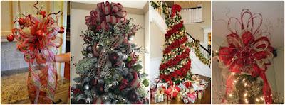 moños-navideños