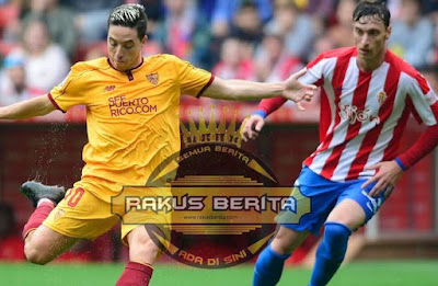 Samir Nasri Debut Membela Sevilla vs Atletico Madrid