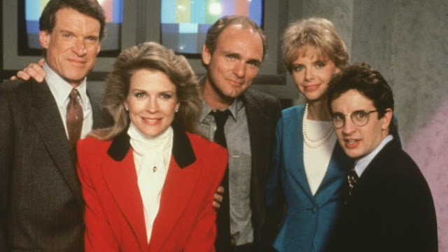 ... da série Murphy Brown