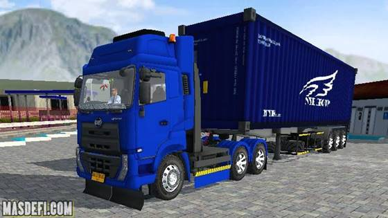 livery ud quester trailer kontainer nyk group