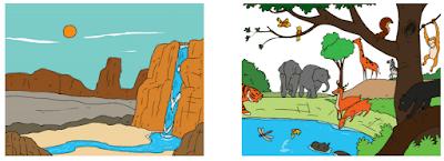 hasil pengamatanmu terhadap kedua gambar tersebut www.simplenews.me