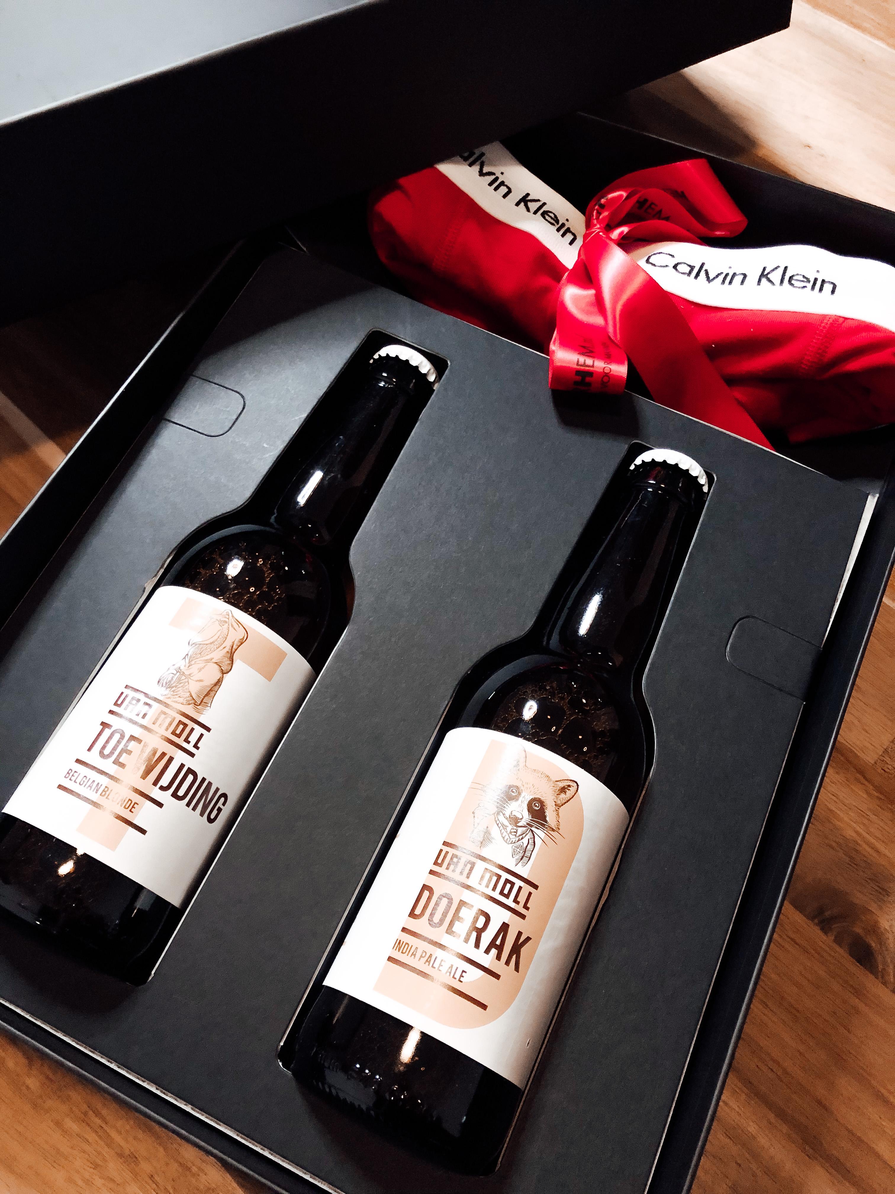 Kerst cadeaus voor mannen van HemdVoorHem.