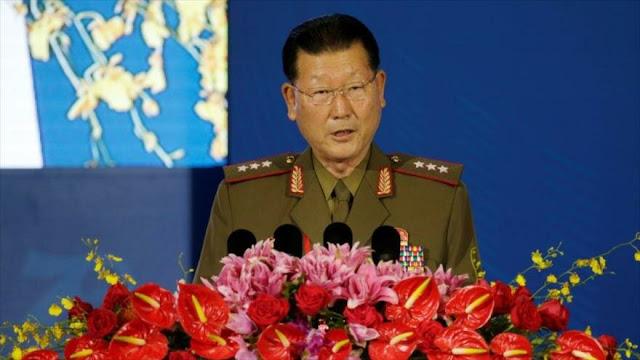 Pyongyang carga contra EEUU por impulsar un impasse diplomático