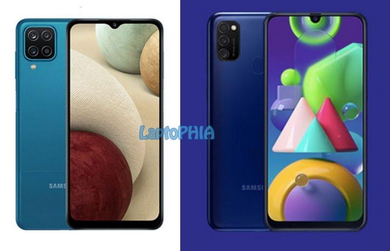 Perbedaan Samsung Galaxy A12 vs Samsung Galaxy M21: Harga Beda Tipis, Mana yang Lebih Unggul?
