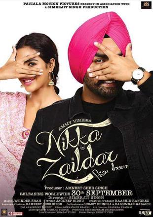 Nikka Zaildar 2016 Full Punjabi Movie Download HDRip 720p