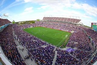 Partidos de fútbol de Orlando City