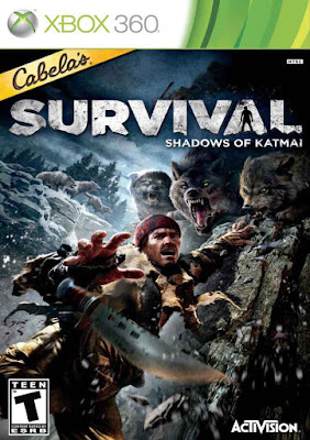 Cabela's Survival: Shadows of Katmai (LT 2.0/3.0 RF) Xbox 360 Torrent
