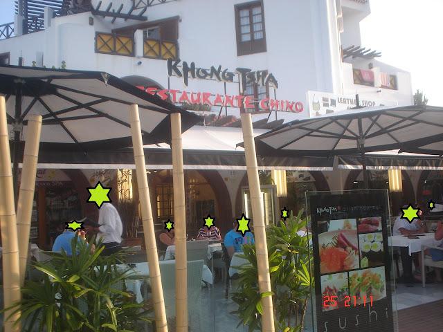 Restaurant Khong Tsha