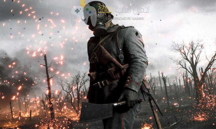 تحميل لعبة Battlefield 1 للكمبيوتر مضغوطة بحجم صغير ورابط مباشر