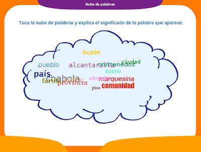 http://www.ceiploreto.es/sugerencias/juegos_educativos_4/6/6_Nube_palabras/index.html