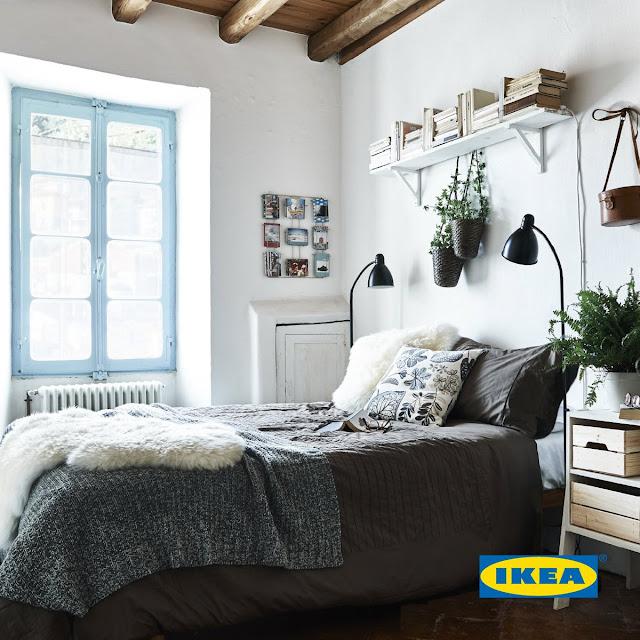 Desain Tempat Tidur yang Nyaman Dari IKEA
