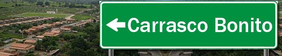 Carrasco Bonito - Tocantins