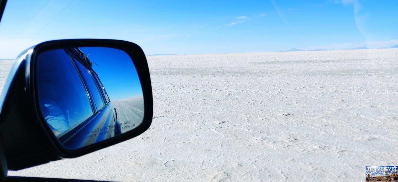 Bolivie Bolivia salar Uyuni Désert sel