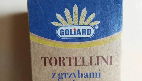 Tortellini z grzybami, Goliard