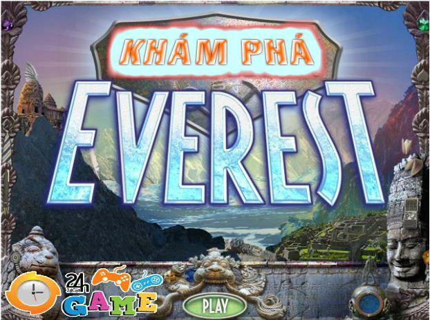 Khám phá Everest