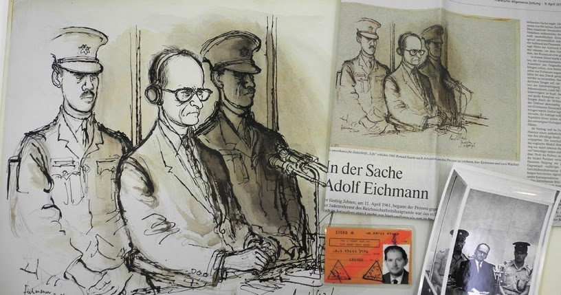 eichmanns testimony essay The body's testimony: dramatic witness in the eichmann trial  essay, 'a ghost in the  his testimony thus amounted to a legal failure,.