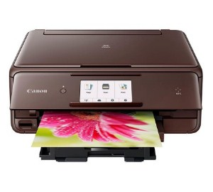 Canon PIXMA TS8050 Driver and Manual Download