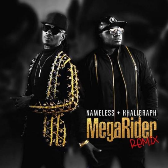 Nameless Ft. Khaligraph Jones - Megarider Remix