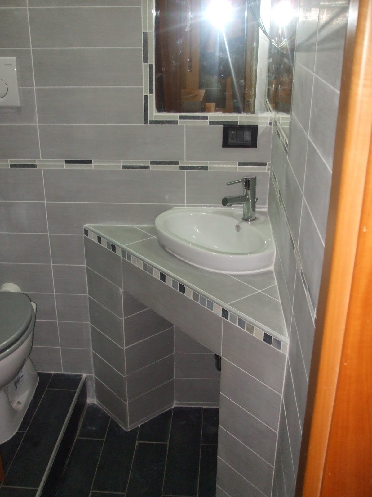 doccia in muratura mosaico ~ duylinh for .