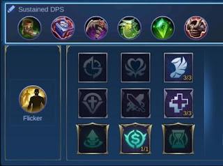 esmeralda hero items
