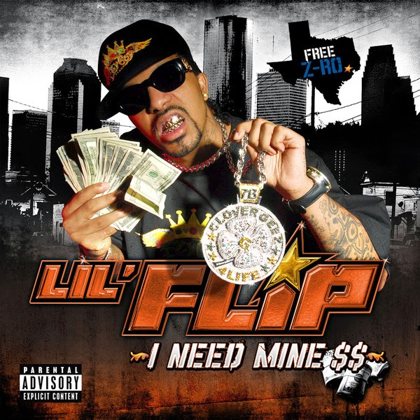 Lil' Flip - I Need Mind Cover
