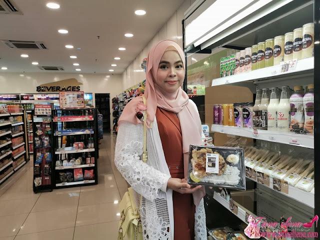 Bento dan Onigiri Pada Harga RM1 di myNEWS