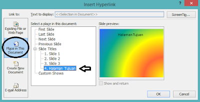 Tutorial Cara Membuat Hyperlink