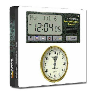 Speaking Clock Deluxe v3.62
