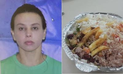 Insatisfeita, Mulher de Cabral se recusa a comer em presídio. 'Não sou cachorro pra comer essa porcaria'