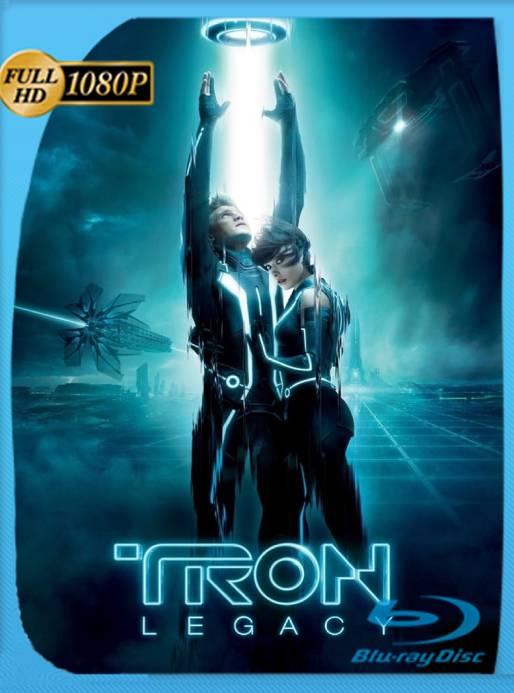 Tron: El Legado (2010) IMAX BRRip 1080p Latino [GoogleDrive] Ivan092