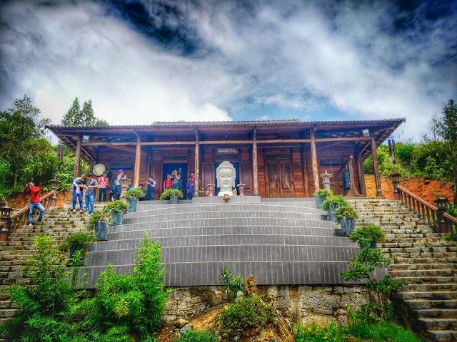Chùa Linh Quy Pháp Ấn tại Bảo Lộc - Lâm Đồng