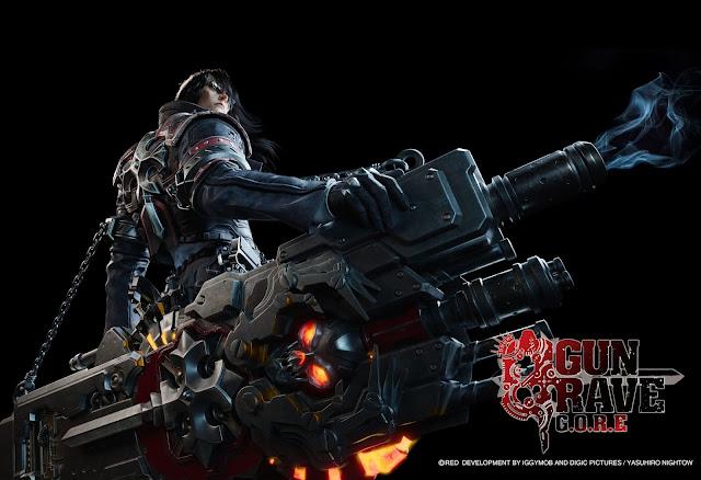 Gungrave G.O.R.E se muestra en la Gamescom con un nuevo avance cinemático
