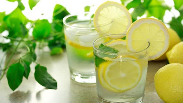Air Perasan Lemon Sebagai Obat Maag Ampuh ?