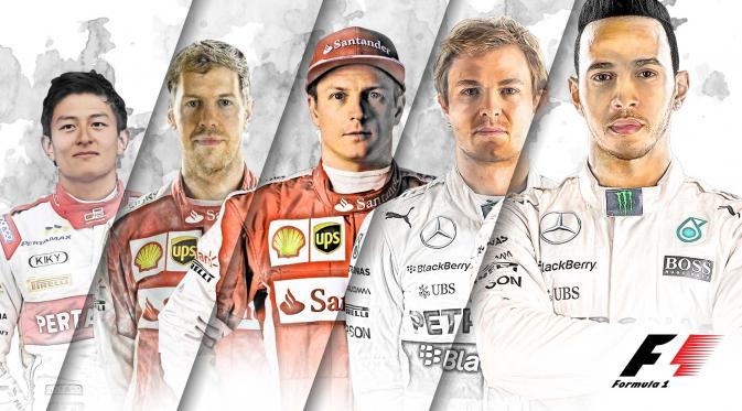 Pembalap F1