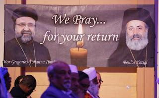 التقارير الأخيرة لا تؤكد ولا تنفي مقتل المطرانين اللذين اختفيا في عام 2013