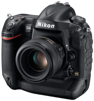 Nikon D4 Firmware Download