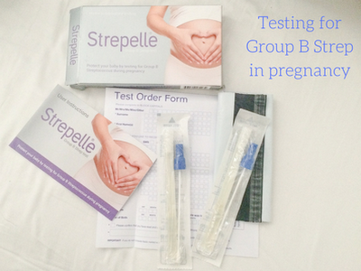 Testing for Group B strep in Pregnancy with Strepelle