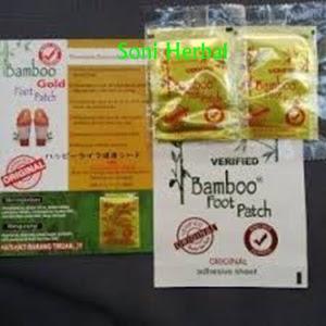 Koyo kaki bamboo gold original pasti murah di madu herbal