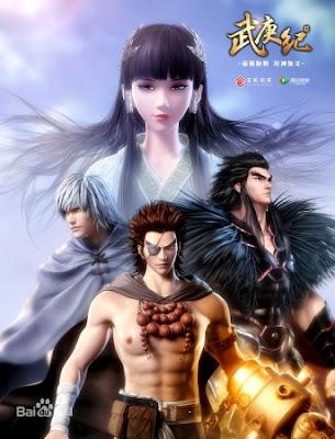 Wu Geng Ji (Feng Shen Ji) Anime Donghua Sub Español Descargar Mega