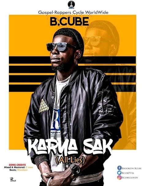 DOWNLOAD MP3: KARYA SAK -  B.CUBE (prod. by Shambee Puzzle)